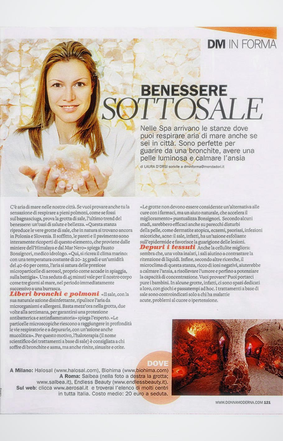 """Benessere Sottosale"""
