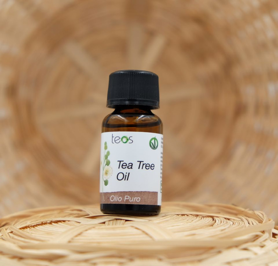 olio puro tea tree biohima